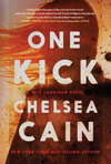 book cover one kick chelsea cain